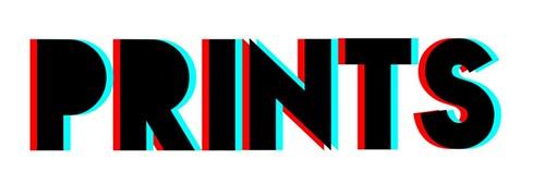 prints show