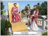 '1st Station of the Cross' at St. Anne's Sanctuary, Bukit Mertajam