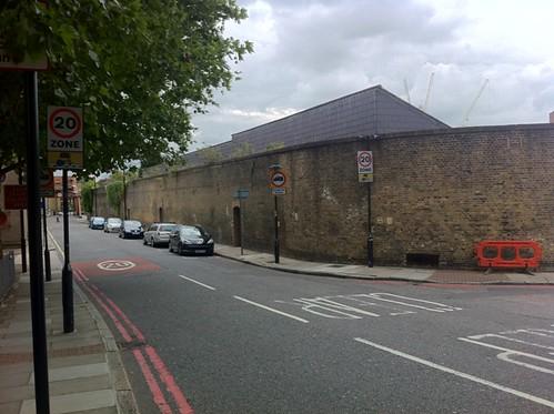 Garnet Street / King's Arms
