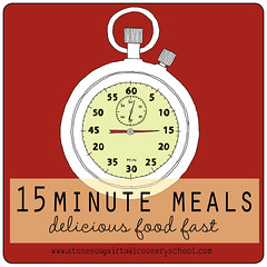 15 minute meals logo