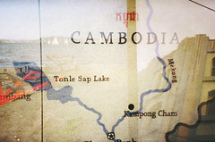 Map of Cambodia: Where is Cambodia Located on the World Map?