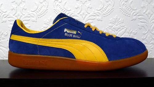 Puma Blue Bird blue/yellow