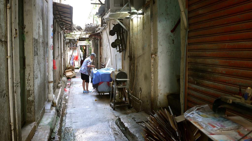 Sham Shui Po Alley