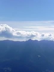 volare (tilla0) Tags: panorama nuvole cielo trentino parapendio volare domenicomodugno panarotta