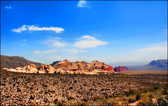 Lost in the Desert (*Arianwen*) Tags: redrockcanyon park usa nature landscape rocks desert nevada canyon arianwen