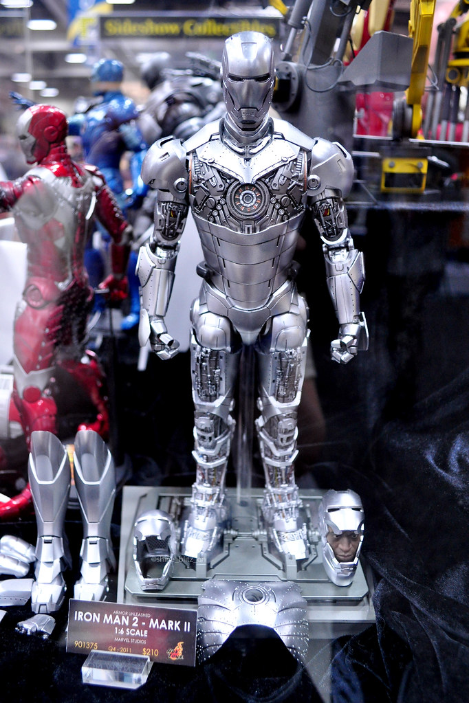 SDCC 2011: Exhibit Hall: Sideshow Collectibles