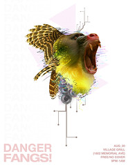 DF! (jreidfive) Tags: show danger virginia roanoke va fangs