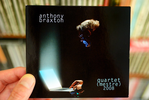 Anthony Braxton - Quartet (Mestre) 2008