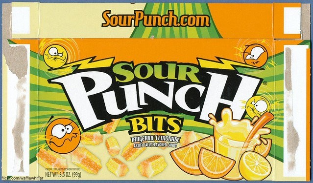 Sour Punch Bits - 2010