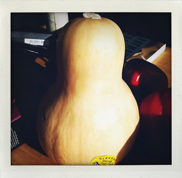 butternut squashes are porno