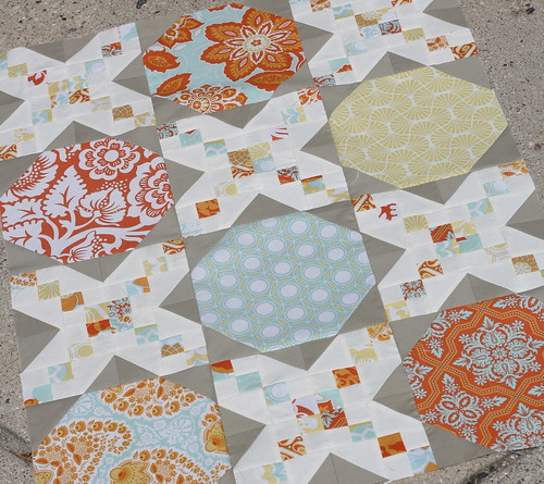 Chubby Stars Quilt