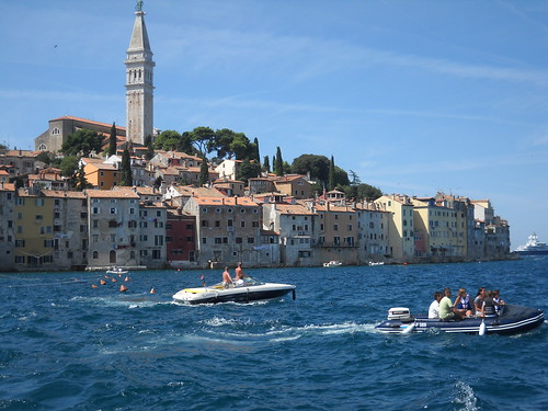 Summer Cruising, Rovinj, Croatia