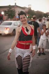 Luna. (tumbleweed.in.eden) Tags: festival lawrence strangers busker hooper dodgeandburn 100strangers streetperformerfestival sliderssunday cararosephotospresets lunabreeze sanfranvintage2