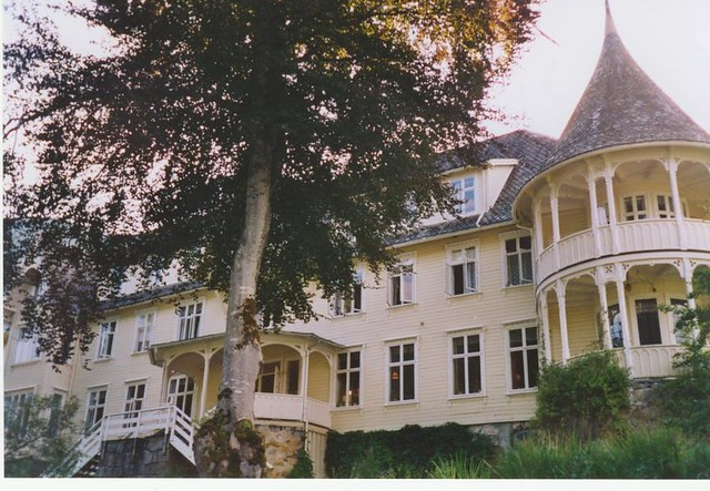 Mundal hotel, Fjærland, Norway