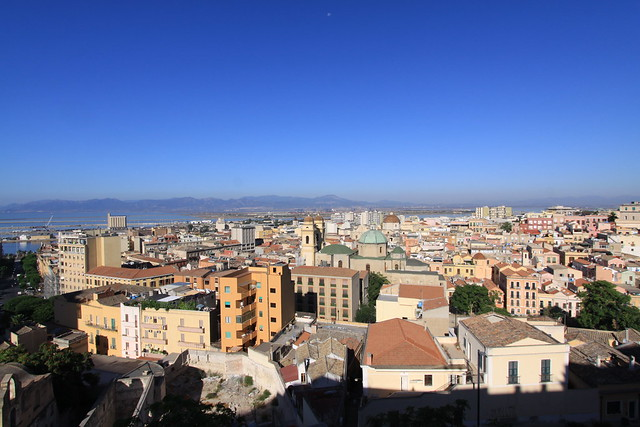 Cagliari - Sardinia's capital city