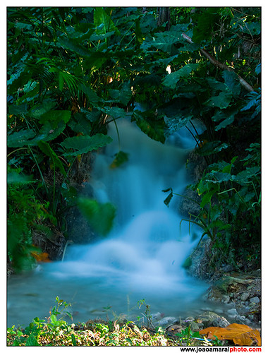 Waterfall @Baucau by joaoamaralphoto