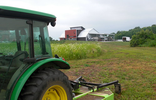 BK tractor