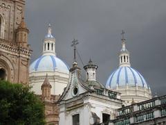 Cuenca, Ecuador (motoperu) Tags: tower church latinamerica ecuador torre cathedral catedral iglesia igreja cuenca