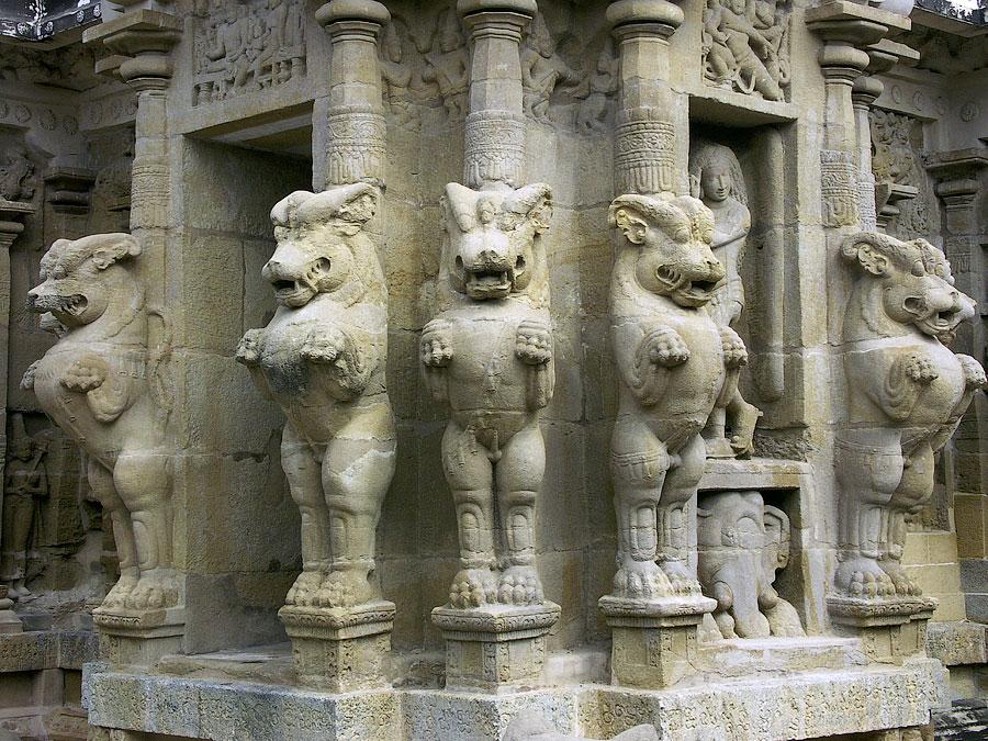 Канчипурам, Тамил Наду © Kartzon Dream - авторские путешествия, авторские туры в Индию, тревел видео, фототуры