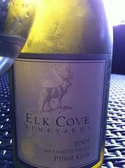 2009 Elk Cove Pinot Gris
