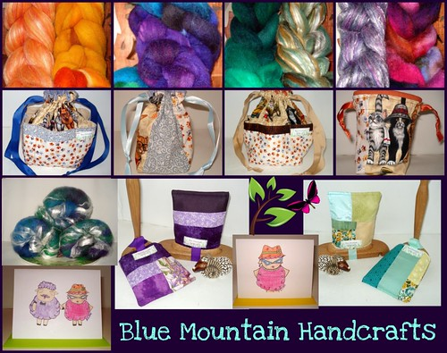 shop update 8/25/11 by bluemtnhandcrafts