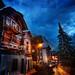 The Streets of Zermatt by Stuck in Customs