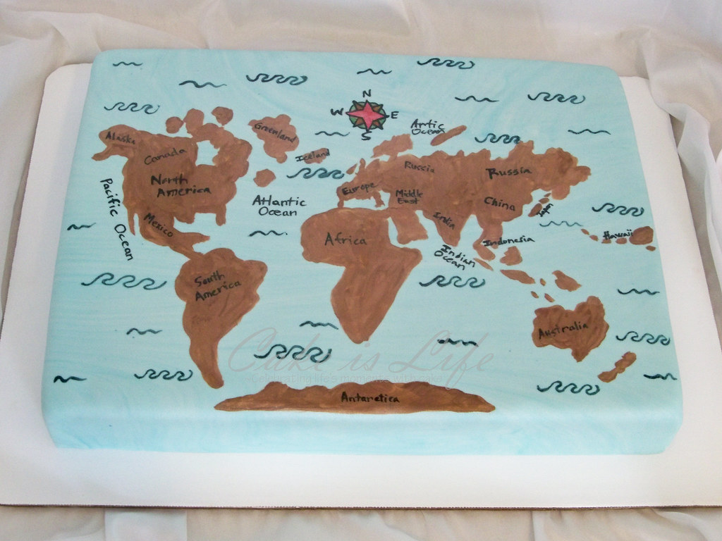 The worlds newest photos by cake is life emily flickr hive mind map of the world baby shower cake cake is life emily tags gumiabroncs Images