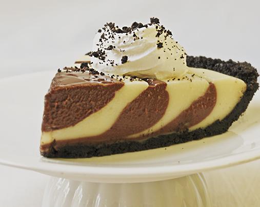 zebra cream pie z
