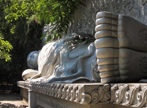 Buda yacente