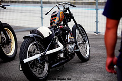 11-08-28D054 (motoyan) Tags: bike race chopper harley panhead fisco