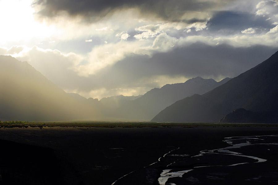 Долина Нубра, Ладакх, Индия
