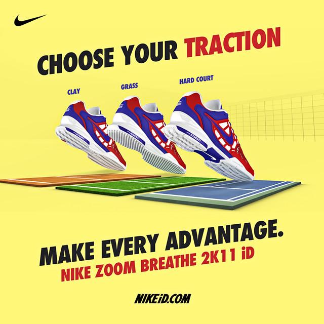 Nike Zoom Breathe 2K11 iD