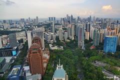 Orchard Area #2. (Reggie Wan) Tags: city building tourism architecture singapore asia southeastasia day cityscape aerialview orchardroad asiancity sonya700 sonyalpha700 reggiewan gettyimagessingaporeq1