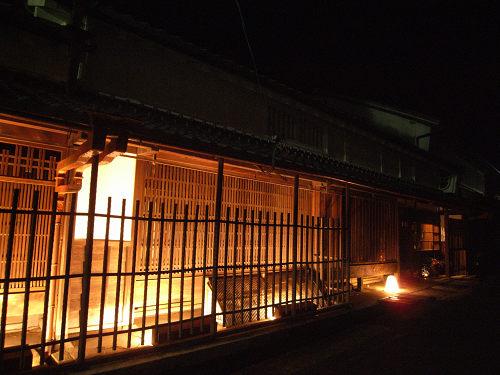 宇陀松山夢街道町並みライトアップ-18