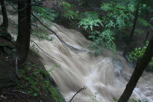 Vermont's Hagar's Brook Post Hurricane Irene