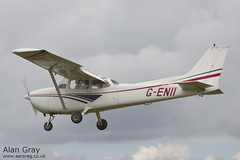 G-ENII REIMS-CESSNA F.172M 1352  - 110828 - Little Gransden - Alan Gray - IMG_8478