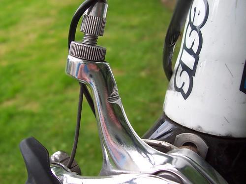 brake cable rub