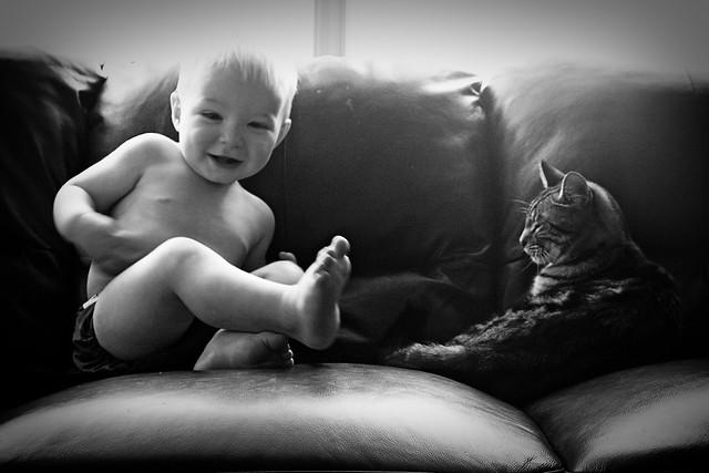 Braden & Gus