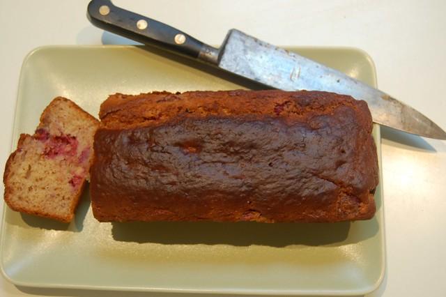 raspberry loaf
