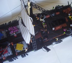 barge 3 14 (stravager) Tags: ship lego pirate barge apocalego