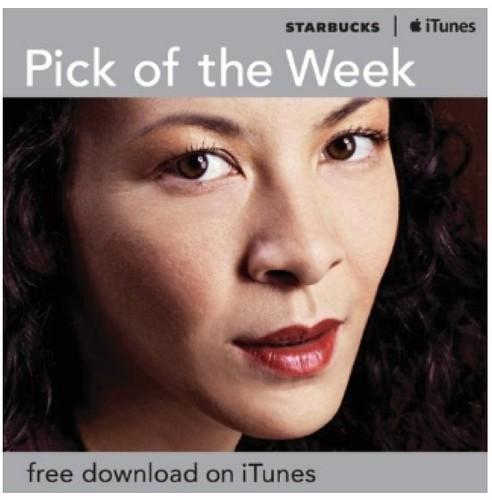 Starbucks iTunes Pick of the Week