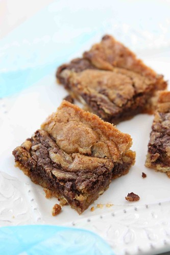 Nutella Blondies 5