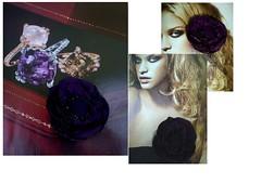 1234 (DONNAATELI) Tags: flores primavera cores broche mulher moda beleza presente 2012 charme estampa tecido verao criatividade 2011 acessorio florestecido pedrarias floresparacabelo donnaatelie
