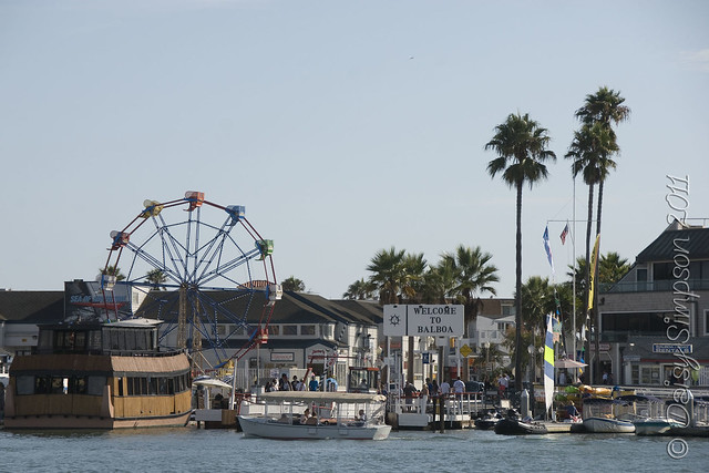 D2 duffy ride balboa island