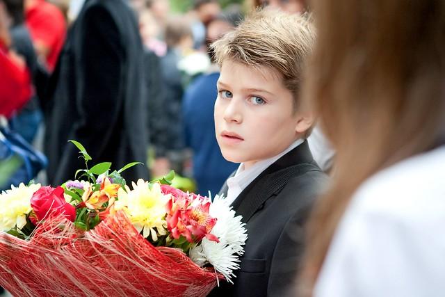 сын Тины Канделаки