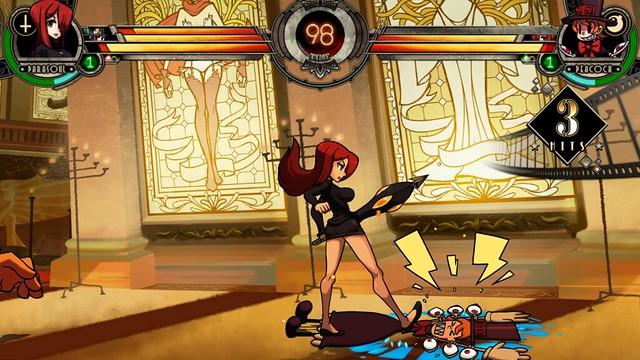 Skullgirls para PS3 (PSN)