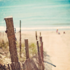 Happy Fence Friday {Whitefish Dunes} Edition! (pixelmama) Tags: summer sun lake texture sand lakemichigan squareformat doorcounty lifesabeach sturgeonbay flypaper hff dunefence vintagetones whitefishdunesstatepark lakemichigancircletour doorpeninsula august2011 kidsplayinginthesand fencefriday bokehpeeps