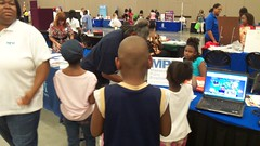 (MPB Education Services) Tags: city school public mississippi ed back day first jackson broadcasting said