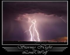 Stormy Night at Lone Wolf_05 (gmp1993) Tags: sunset sky storm oklahoma rain weather colorful pretty glenn patterson thunderstorm lightning thunder lonewolf