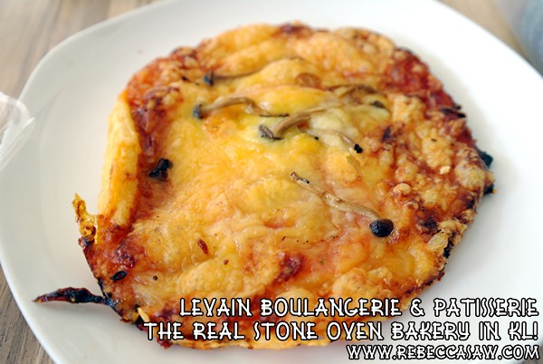 Levain Boulangerie & Patisserie, The real STONE OVEN bakery in KL-12